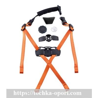 Chin strap kit for Titan