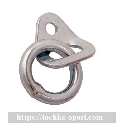 Шлямбурное ухо с кольцом д.10мм