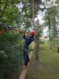 Курсы инструкторов веревочных парков